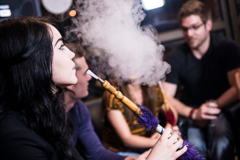 Creative things to do while having Shisha